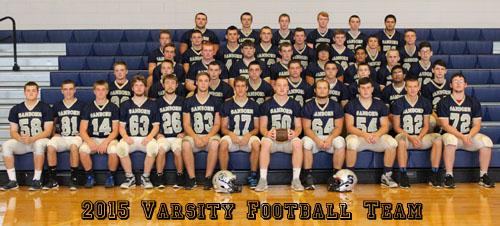 sanborn regional high school. sanborn football is supported by the touchdown club, 17 pond st. newton, nh. 03858. regional high school
